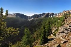 Cathedral-Lakes-Goat-Lake-Panorama