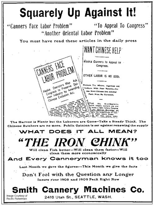 Ad Iron Chink