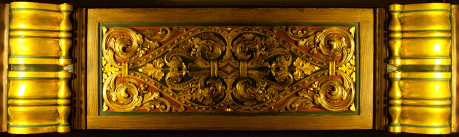 Davenport – Detail