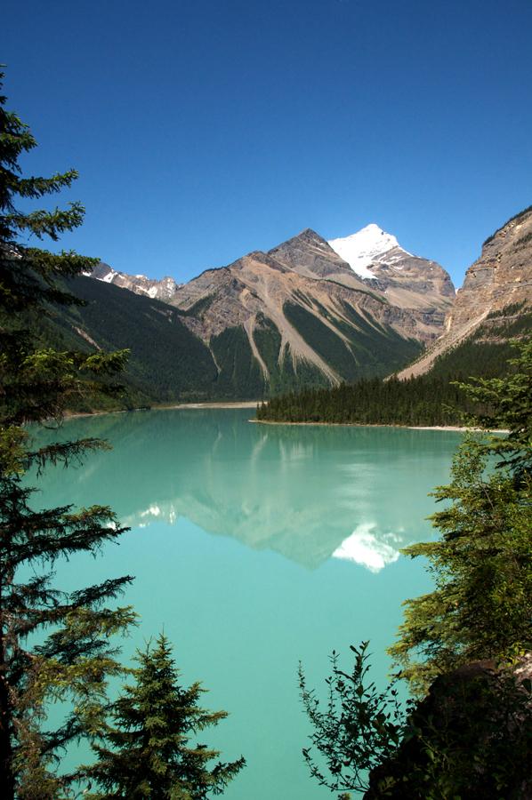 Kinney Lake – Mount Robson Provincial Park