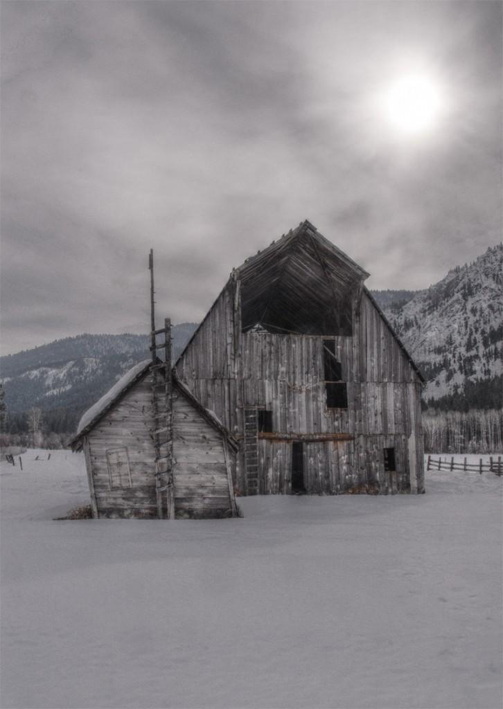 Methow Valley Barn